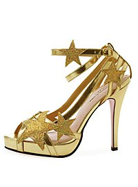 Fairy Shoes gold