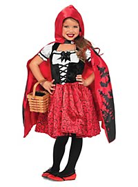 Fairytale Little Red Riding Hood Child Costume