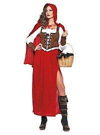 Fairytale Red Riding Hood Costume