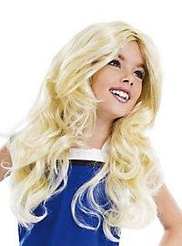 Falbala wig for children