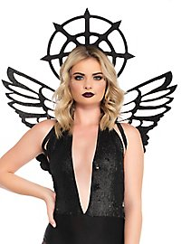 Fallen angel accessory set