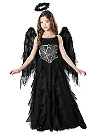 Fallen angel kid's costume