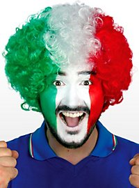 Fan Wig Italy