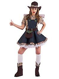 Farmerin Kostüm