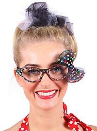 Faschingsbrille Dame Edna