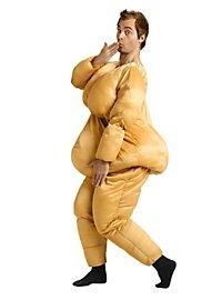 Fat-Suit Frau