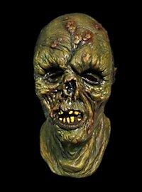 Fauliger Zombie Maske aus Latex