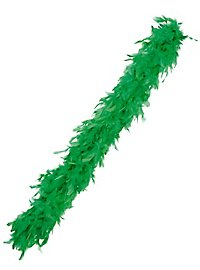 Feather Boa emerald