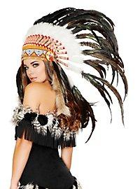 Feather Headdress Sioux