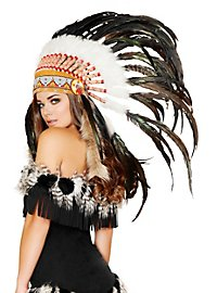 Federschmuck Sioux