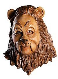 Feiger Löwe Maske aus Latex