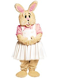 Female Hare Mascot