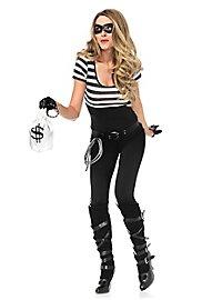 Female thief costume