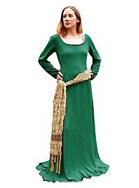 Femme de chambre vert