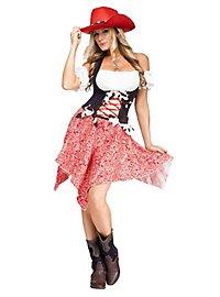 Fesches Cowgirl Kostüm