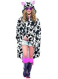Festival Poncho Cow