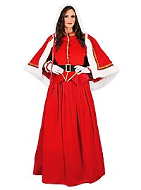 Festive Christmas Woman Costume