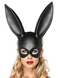 Fetisch-Bunny Halbmaske
