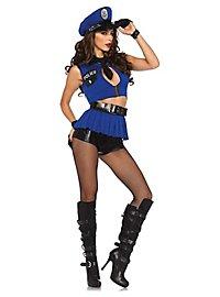 Fetisch Polizistin Kostüm