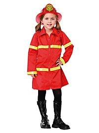 Feuerwehr Girl Kinderkostüm