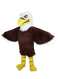 Fierce Eagle Mascot