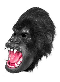 Fierce Gorilla Latex Full Mask