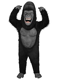 Fierce Gorilla Mascot