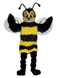 Fierce Hornet Mascot