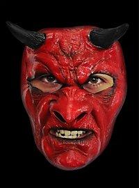 Fieser Teufel Maske des Grauens