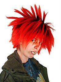 Fille punk Perruque