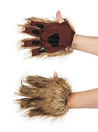 Fingerless Rodent Gloves
