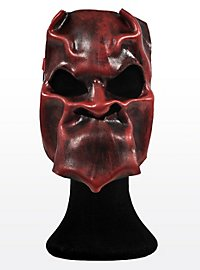 Fire Demon Made of Leather