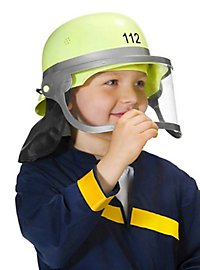 Fire department helmet Germany for children