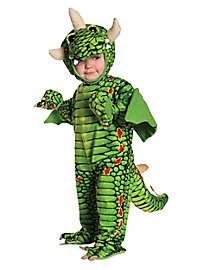 Fire Dragon Baby Costume