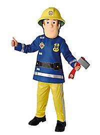 Fireman Sam child costume