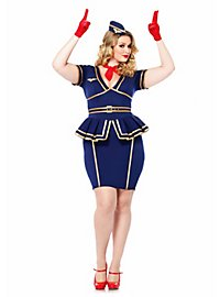 First Class Stewardess Costume