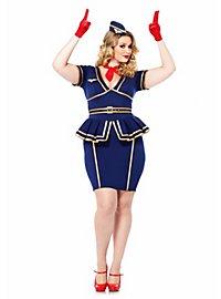 First Class Stewardess Kostüm