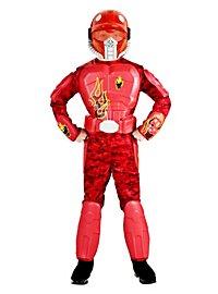 Flame Warrior Kids Costume
