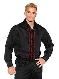 Flamenco Hemd schwarz