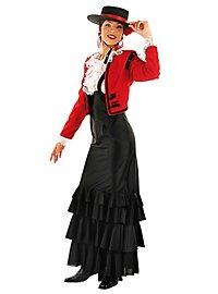 Flamenco-Tänzerin Kostüm