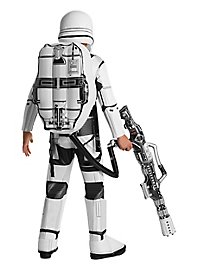 Flametrooper backpack and flamethrower