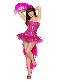 Flamingo Showgirl Costume