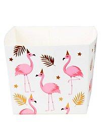 Flamingo Snackbox 6 Stück