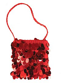Flapper Handbag red