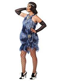 Flapper Mama Maternity Costume