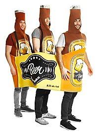 Flasche Bier Kostüm