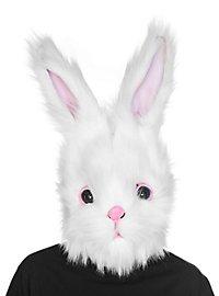 Flauschiges Kaninchen Maske