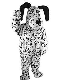 Flecki der Dalmatiner Maskottchen