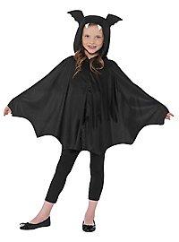 Fledermaus Cape für Kinder