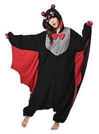 Fledermaus Kigurumi Kostüm